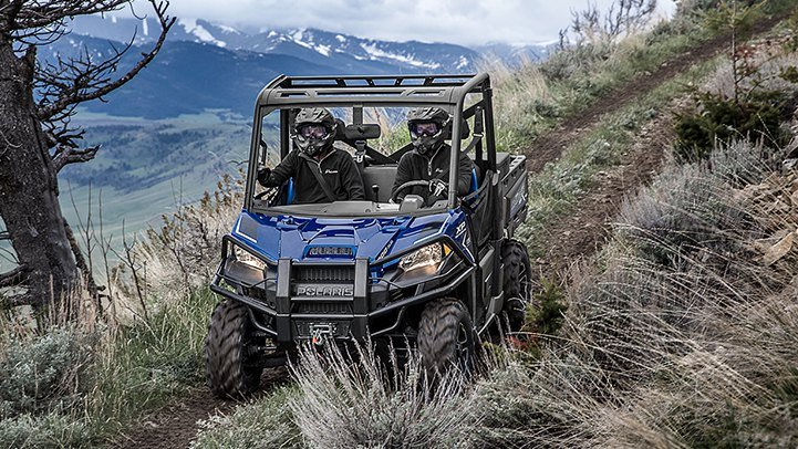 2016 Polaris Ranger XP 900 EPS Trail Edition in Lake Mills, Iowa