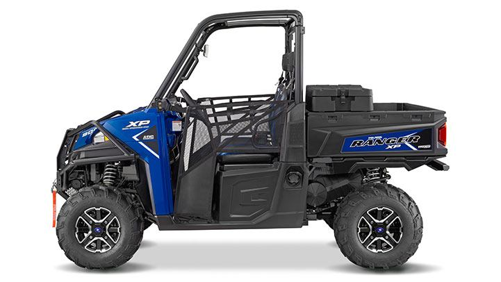 New 2016 Polaris Ranger XP 900 EPS Trail Edition Utility ...
