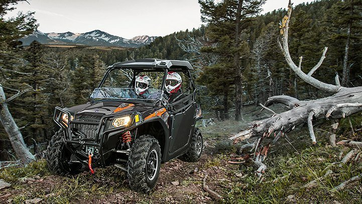 2016 Polaris RZR570 EPS Trail in Lake Mills, Iowa - Photo 3