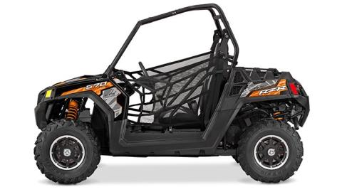 2016 Polaris RZR570 EPS Trail in Lake Mills, Iowa - Photo 2