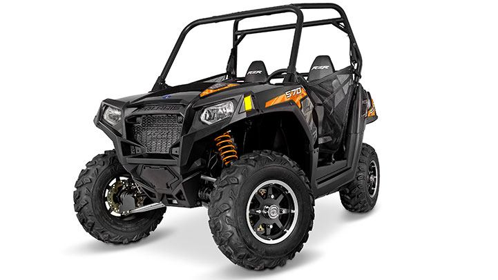 2016 Polaris RZR570 EPS Trail in Bolivar, Missouri