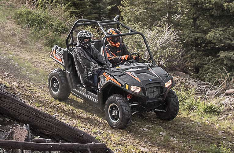 2016 Polaris RZR570 EPS Trail in Lake Mills, Iowa - Photo 4
