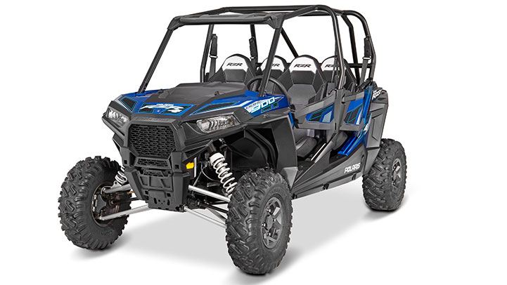 2016 Polaris RZR 4 900 EPS in Lake Mills, Iowa - Photo 1