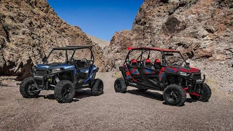 2016 Polaris RZR 4 900 EPS in Lake Mills, Iowa - Photo 6