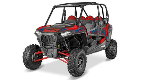 2016 Polaris RZR 4 900 EPS in Woodstock, Illinois