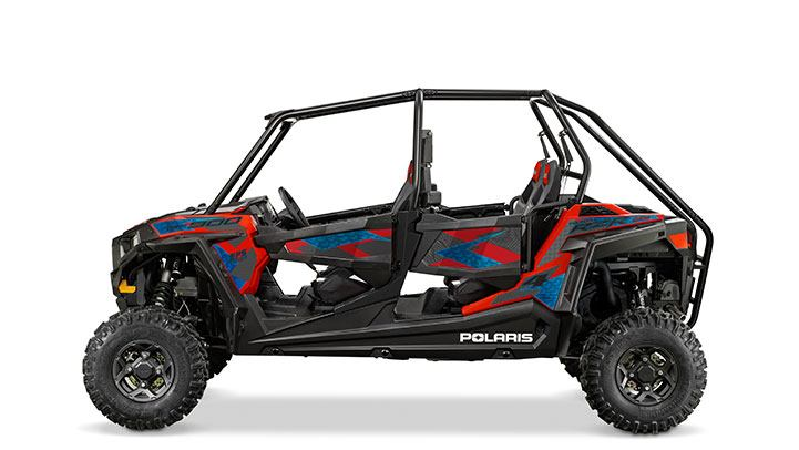 2016 Polaris RZR 4 900 EPS in Jackson, Minnesota