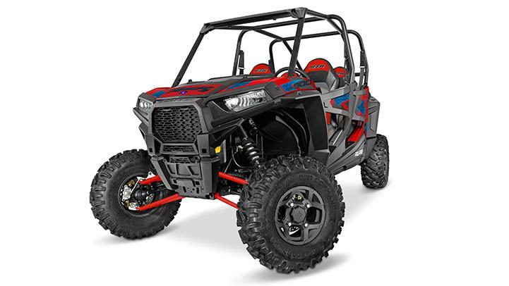 2016 Polaris RZR 4 900 EPS in Elizabethton, Tennessee