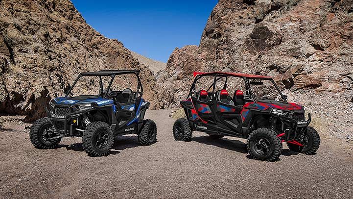 2016 Polaris RZR 4 900 EPS in Lake Mills, Iowa - Photo 5