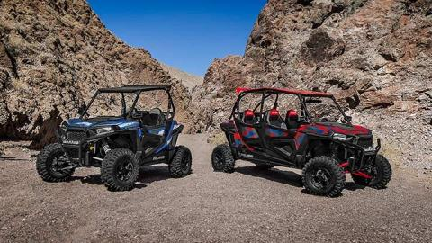2016 Polaris RZR 4 900 EPS in Norfolk, Virginia - Photo 5