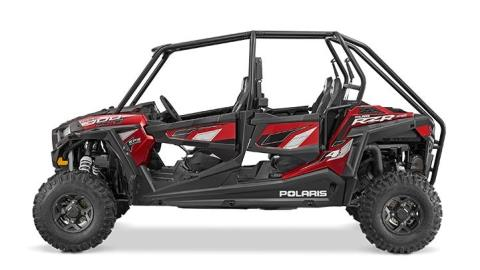 2016 Polaris RZR 4 900 EPS in Norfolk, Virginia - Photo 2