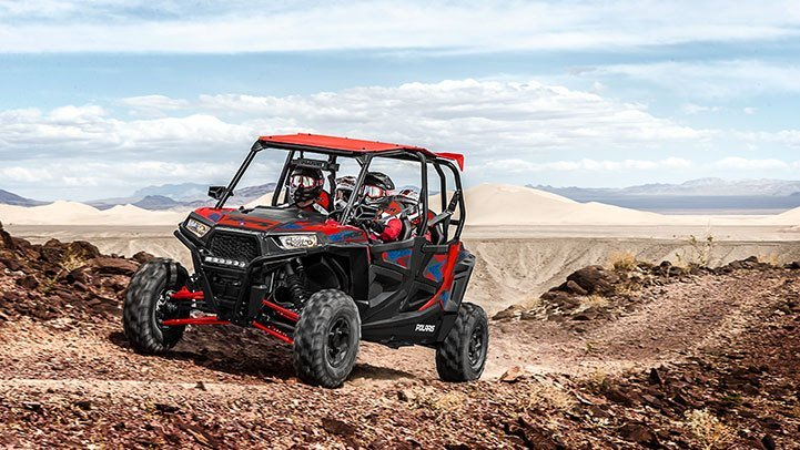2016 Polaris RZR 4 900 EPS in Auburn, California