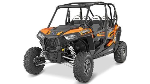 2016 Polaris RZR 4 900 EPS in Cambridge, Ohio