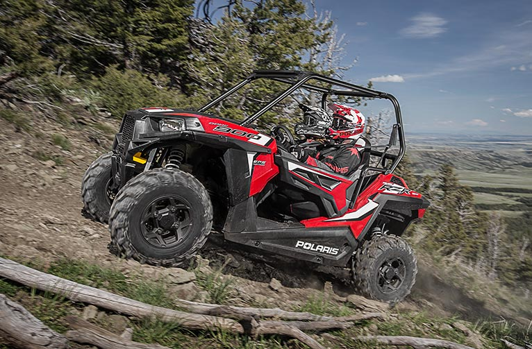 2016 Polaris RZR 900 EPS Trail in Chicora, Pennsylvania