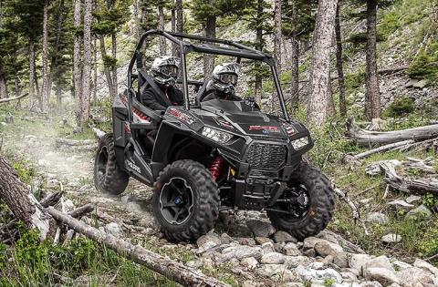 2016 Polaris RZR 900 EPS XC Edition in Lake Mills, Iowa - Photo 4