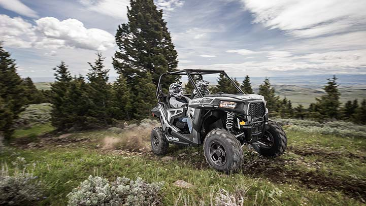 2016 Polaris RZR 900 Trail in Lake Mills, Iowa - Photo 4