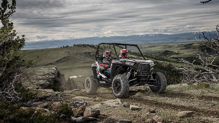 2016 Polaris RZR S 1000 EPS 4