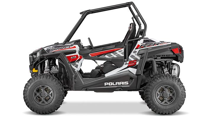 2016 Polaris RZR S 1000 EPS in Elkhart, Indiana