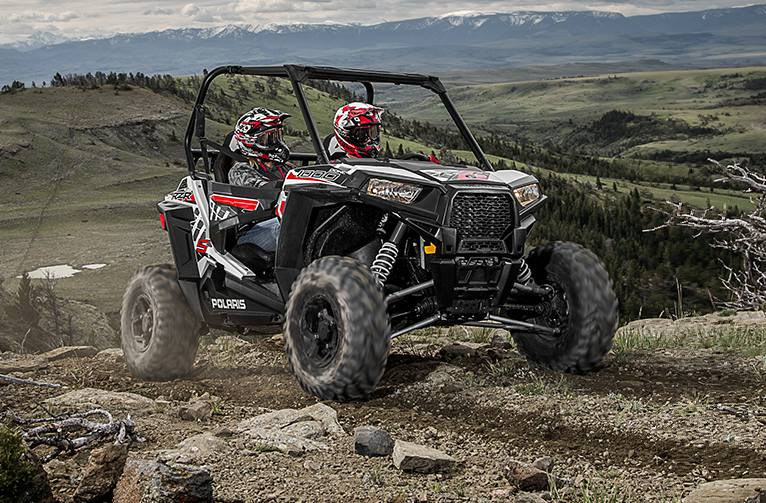 2016 Polaris RZR S 1000 EPS in Lake Mills, Iowa - Photo 6