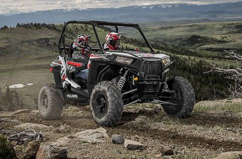 2016 Polaris RZR S 1000 EPS in Lake Mills, Iowa