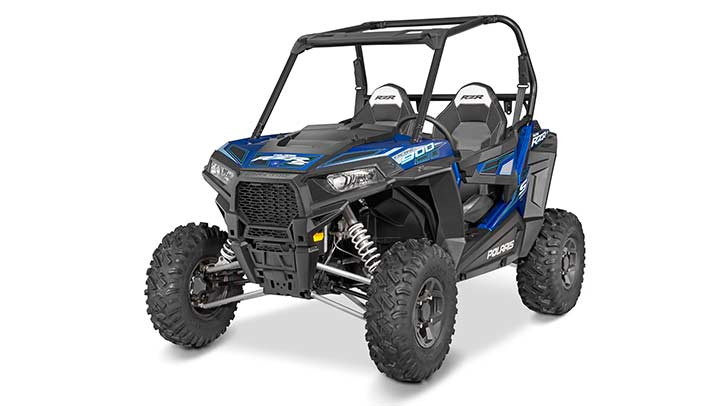 2016 Polaris RZR S 900 in Kenner, Louisiana
