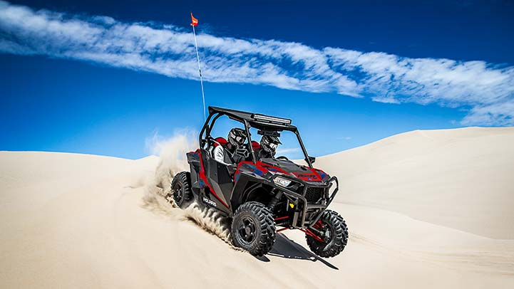 2016 Polaris RZR S 900 in Lancaster, South Carolina
