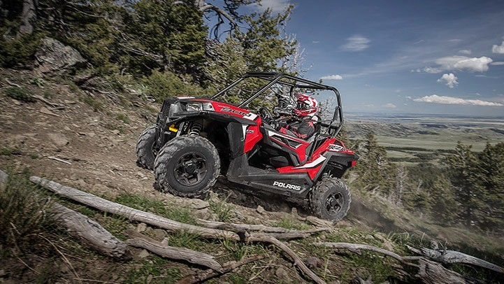 2016 Polaris RZR S 900 in Chesterfield, Missouri