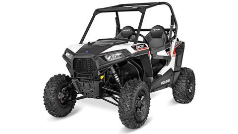 2016 Polaris RZR S 900 in Iowa Falls, Iowa