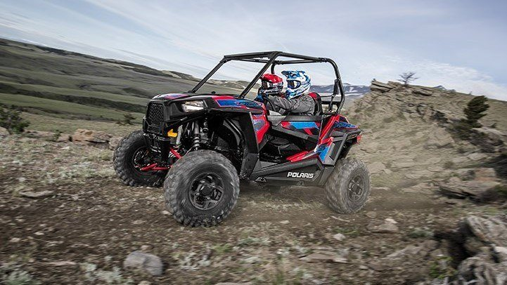 2016 Polaris RZR S 900 EPS in Conway, Arkansas