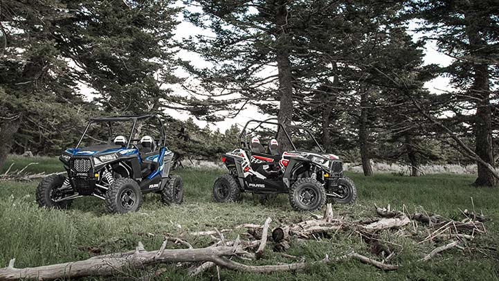 2016 Polaris RZR S 900 EPS in Auburn, California