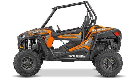 2016 Polaris RZR S 900 EPS in Hermitage, Pennsylvania