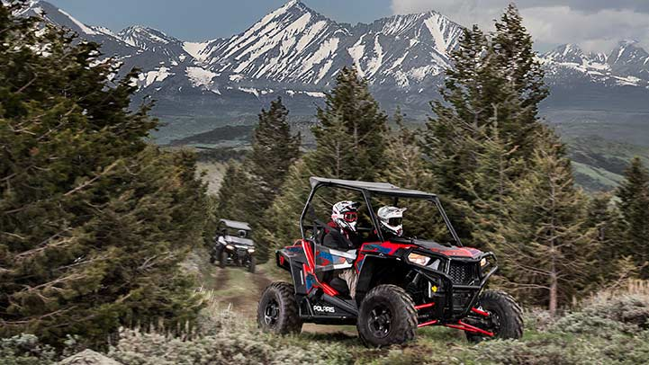 2016 Polaris RZR S 900 EPS in Bolivar, Missouri