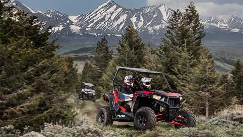 2016 Polaris RZR S 900 EPS in Lake Mills, Iowa - Photo 9
