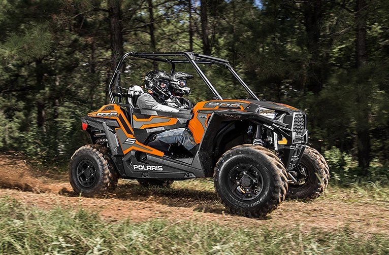 2016 Polaris RZR S 900 EPS in Lake Mills, Iowa - Photo 10