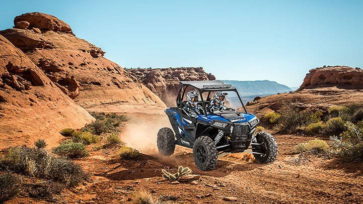 2016 Polaris RZR XP 1000 EPS in Ada, Oklahoma - Photo 3