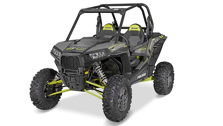 2016 Polaris RZR XP 1000 EPS 6