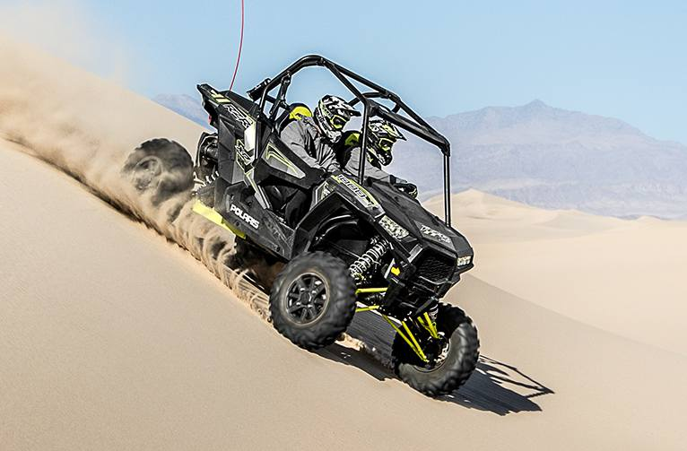 2016 Polaris RZR XP 1000 EPS 10