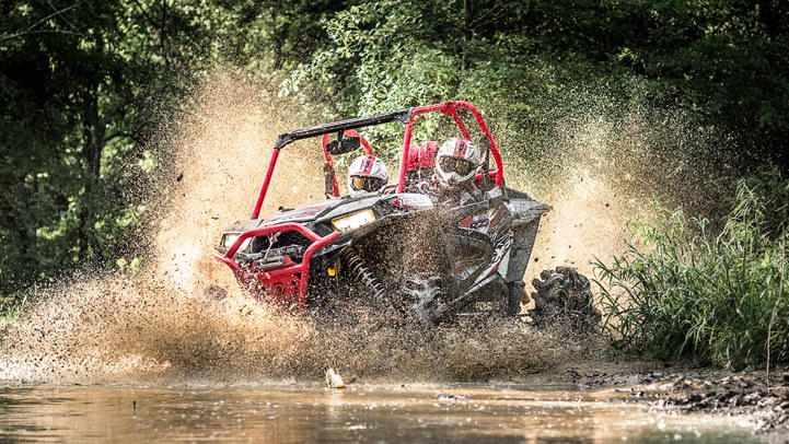 2016 Polaris RZR XP 1000 EPS High Lifter Edition in Conway, Arkansas