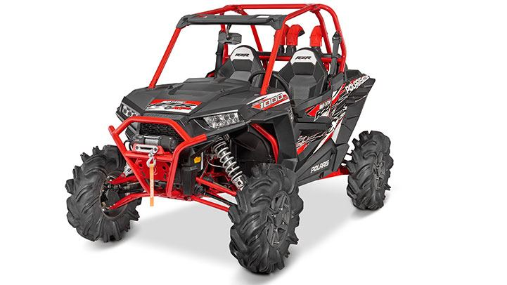 2016 Polaris RZR XP 1000 EPS High Lifter Edition in Newport, Maine - Photo 9