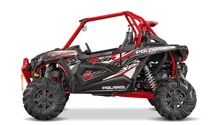 2016 Polaris RZR XP 1000 EPS High Lifter Edition in Conway, Arkansas - Photo 2