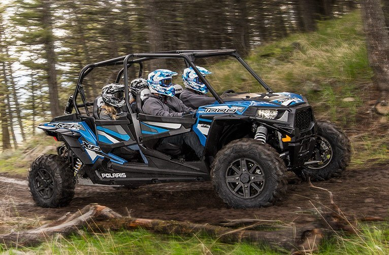 2016 Polaris RZR XP 4 1000 EPS in Chicora, Pennsylvania
