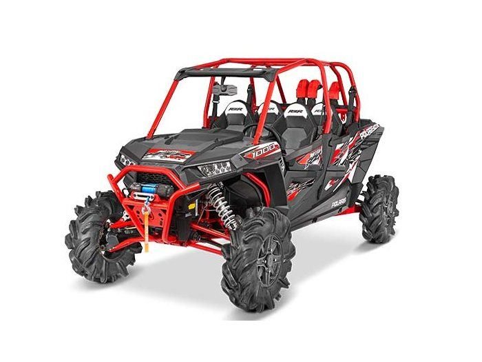 2016 Polaris RZR XP 4 1000 EPS 1