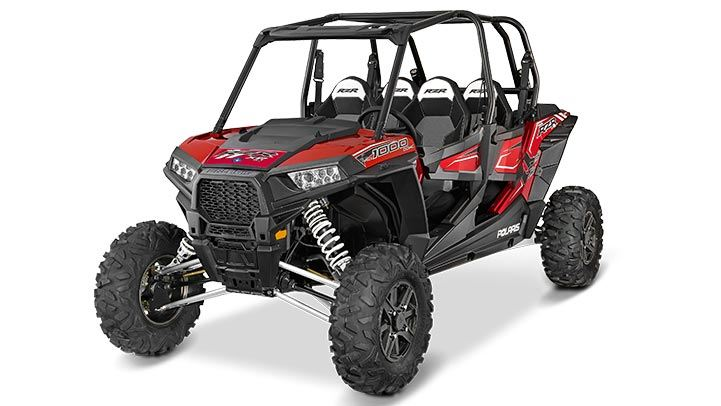 2016 Polaris RZR XP 4 1000 EPS in Lake Mills, Iowa - Photo 1