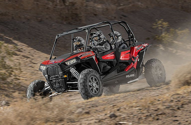 2016 Polaris RZR XP 4 1000 EPS in Claysville, Pennsylvania - Photo 17