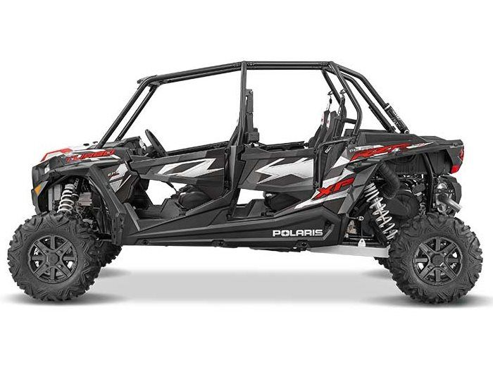 2016 Polaris RZR XP 4 Turbo EPS 9