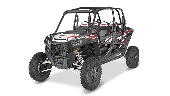 2016 Polaris RZR XP 4 Turbo EPS in Algona, Iowa