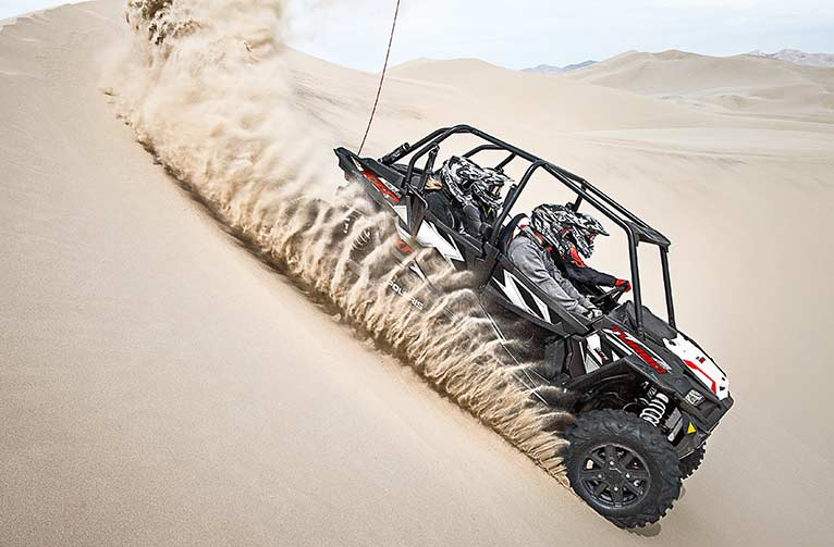 2016 Polaris RZR XP 4 Turbo EPS in Bolivar, Missouri