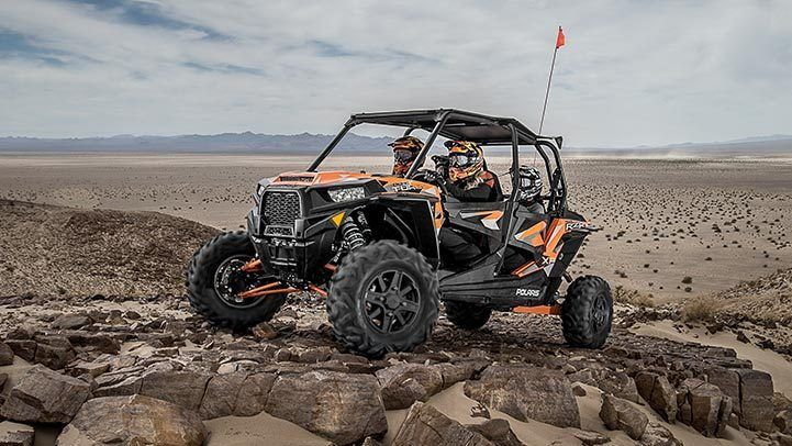 2016 Polaris RZR XP 4 Turbo EPS in Lake Mills, Iowa - Photo 5