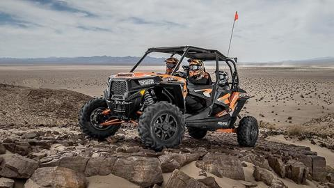 2016 Polaris RZR XP 4 Turbo EPS in Dillon, Montana