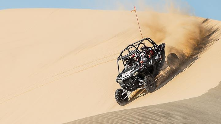 2016 Polaris RZR XP 4 Turbo EPS in Lake Mills, Iowa - Photo 6