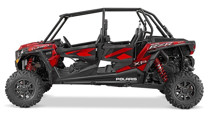 2016 Polaris RZR XP 4 Turbo EPS in Lake Mills, Iowa - Photo 2